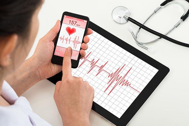 Logitudinal patient chart CDI